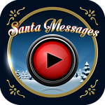 Santa Messages Web Icon